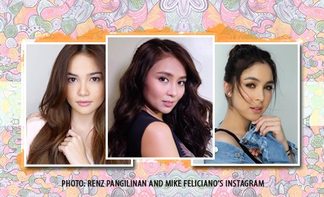 Kathryn, Julia, and Elisse are the queens (of bright armpits!) SEE PHOTOS HERE: https://t.co/QBBJymmOf4 https://t.co/vsB2mQyWUn