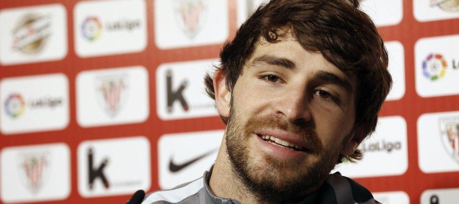 Yeray Álvarez recibe el alta médica y podría volver contra el Atlético de Madrid