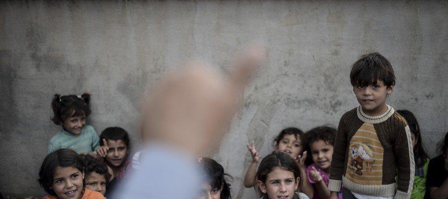 Más de 380.000 menores refugiados sirios no pueden ir a la escuela en Turquía