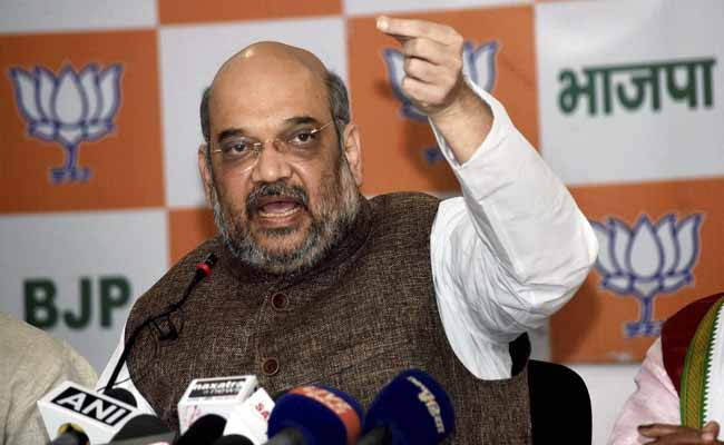 Why @BJP4India Chief @AmitShah is facing 'friendly fire' right outside his home