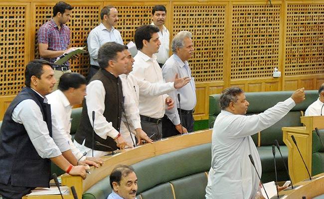 Jammu and Kashmir Assembly passes resolution for return of Kashmiri Pandits