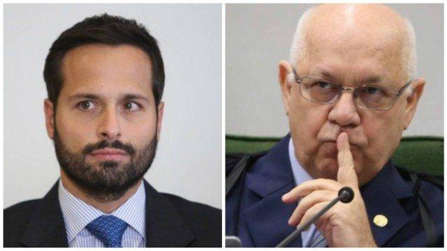 Ex-ministro da Cultura sugere Sérgio Moro para vaga de Teori 'Morte estranhíssima'.