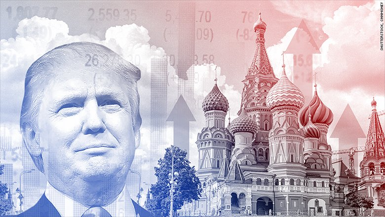 Russian officials We're not counting on Trump to lift sanctions