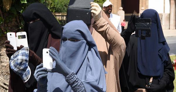 Au Maroc, une burqa qui voile le niqab? https://t.co/ABcBYjuoC7