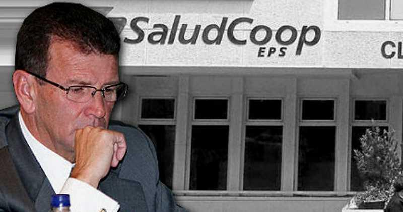 Fiscalía revive investigación contra Carlos Palacino por caso Saludcoop
