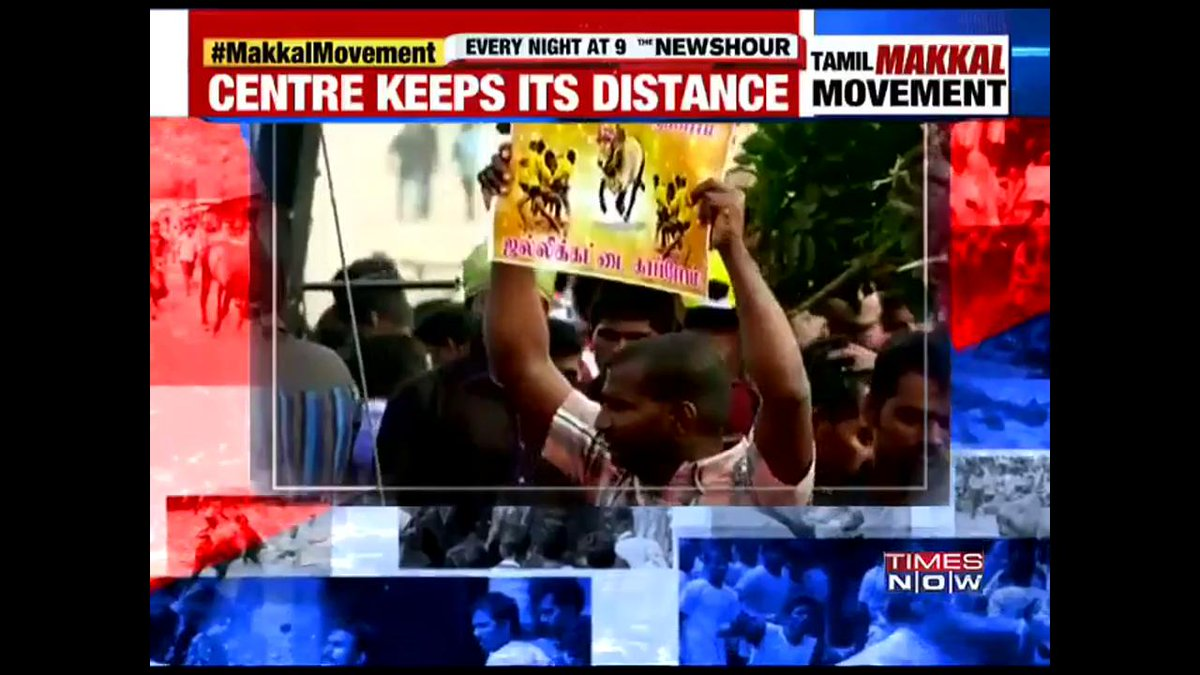 #WATCH AIADMK MPs to meet Home Minister Rajnath Singh tomorrow #MakkalMovement