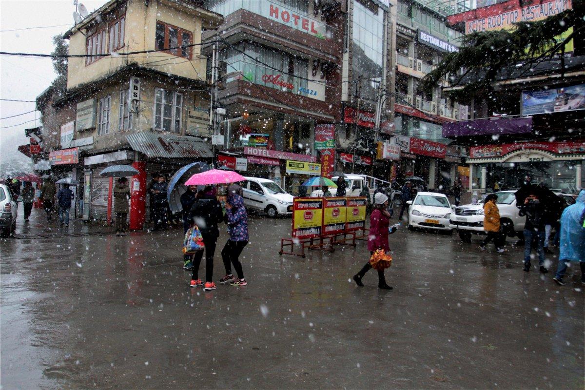 Dharamsala becomes the second capital of Himachal Pradesh