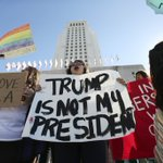 Local unions plan rallies against Trump, L.A. schools announce Unity Day 2017