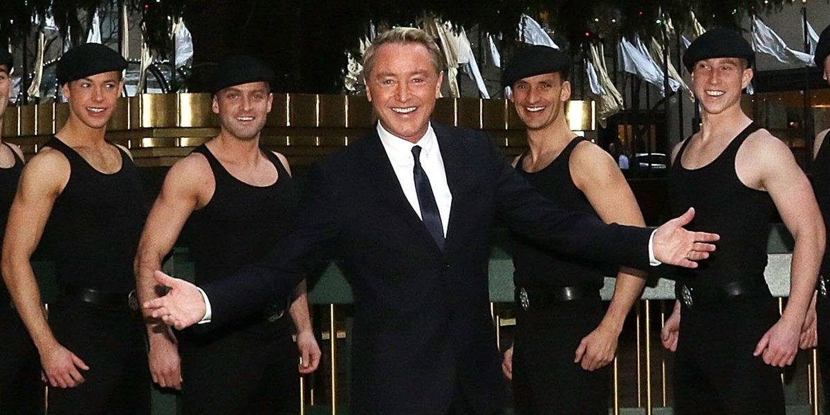 """Irish """"Lord of the Dance"""" creator Michael Flatley will perform for Trump at ball"""