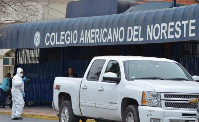 Arma usada en escuela de Monterrey era del padre de menor agresor vocero