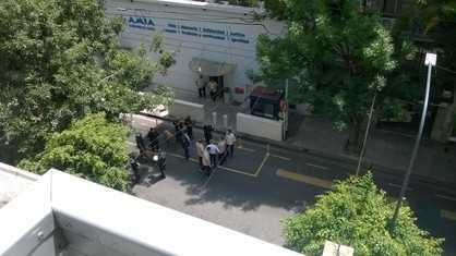 Tras la marcha por la muerte de Nisman, tensión en la AMIA por una nueva amenaza de bomba