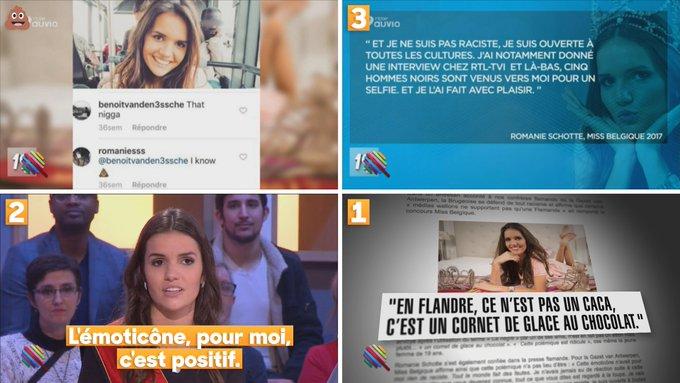 Top 3 des excuses vraiment moyennes de Miss Belgique suite à son commentaire raciste sur Instagram. 💩 #Quotidien