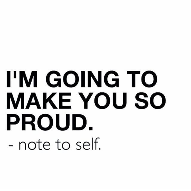 #ThursdayThought make yourself proud https://t.co/hAltjhQmfm