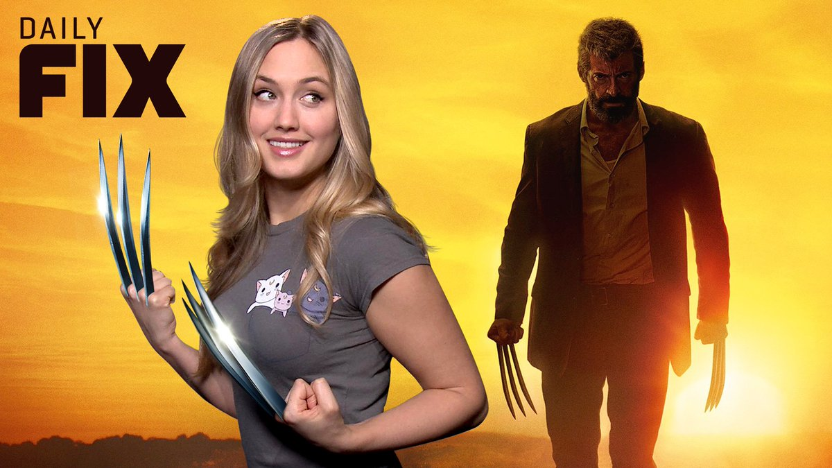 The new #Logan trailer takes a more extreme approach!