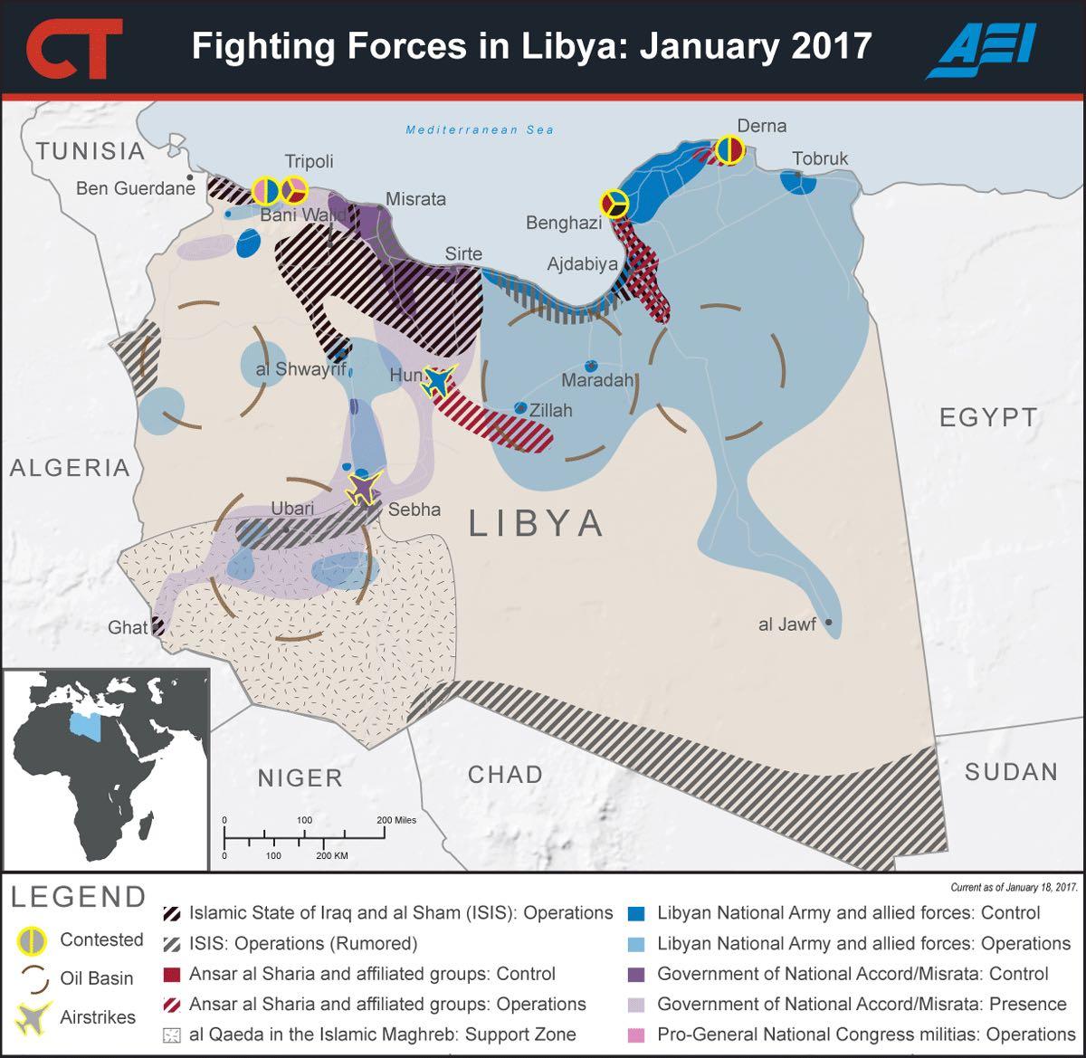 #Libya: Libya