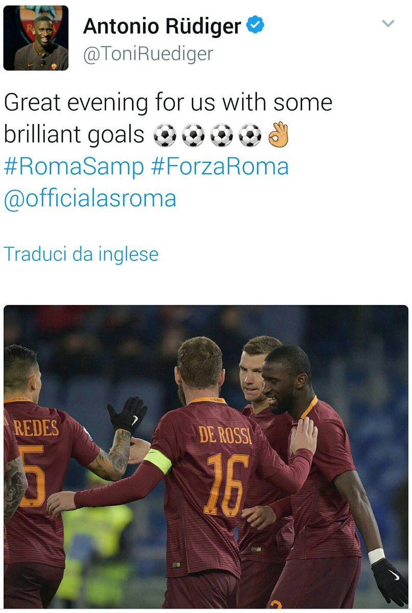 #RomaSamp