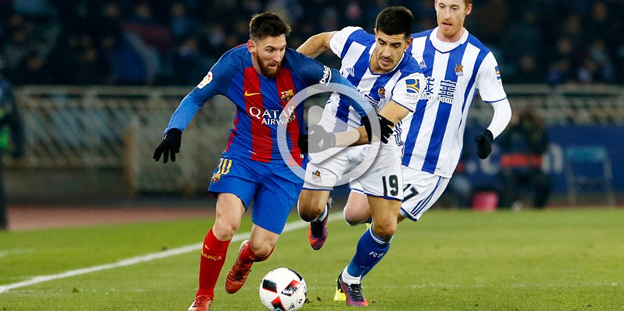 🎥 El resumen del triunfo del Barça en Anoeta #CopaFCB