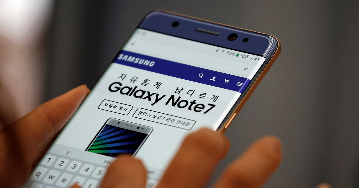 Samsung will explain the Galaxy Note 7 explosions Sunday night