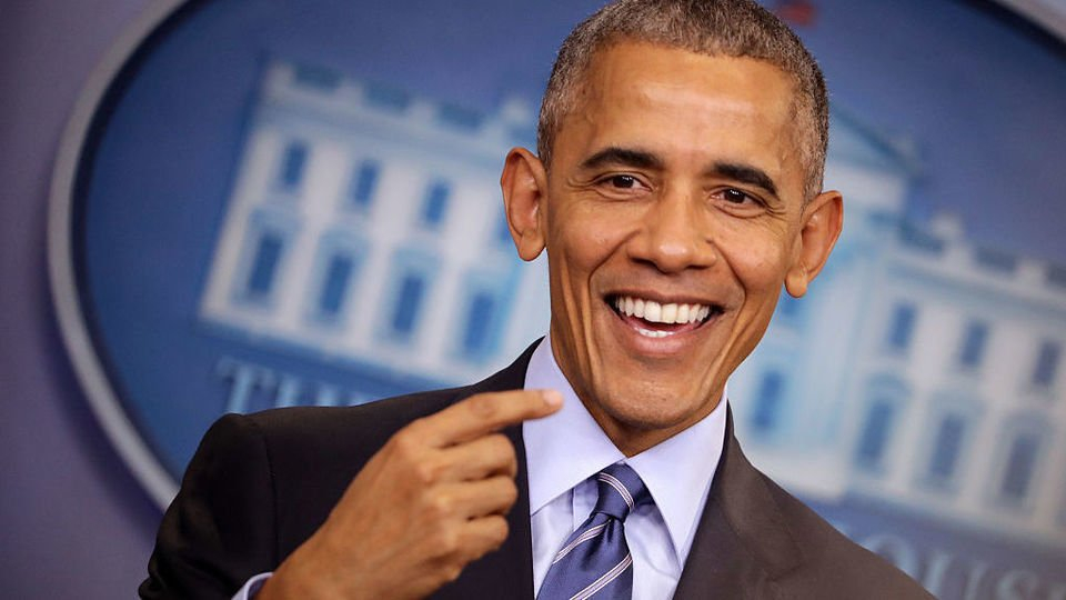 RickeySmiley : You go Barack!! #