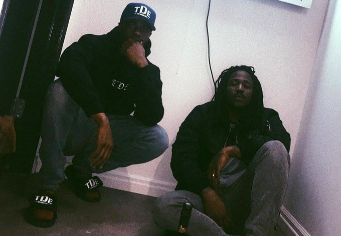 .@inglewoodSiR is the newest member of @TopDawgEnt https://t.co/dcr13o3Vs2