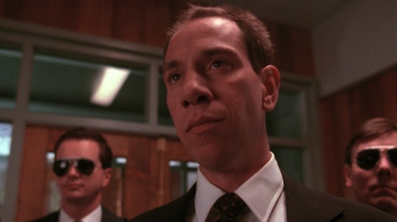 RIP to Miguel Ferrer, the versatile actor who played Twin Peaks' most lovable crank