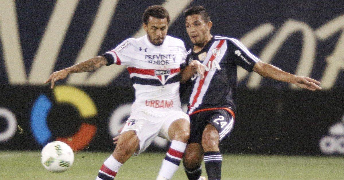 Na estreia de Ceni, Sidão brilha nos pênaltis, e São Paulo bate o River Plate