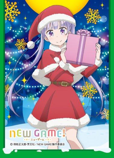 【本日発売】きゃらスリーブコレクションマットシリーズ『NEW GAME!』7種 本日発売です!  #prememo #ニ
