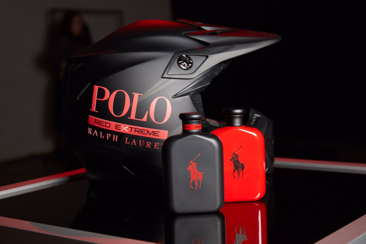 New #PoloRedExtreme - celebrated at tonight's launch event - and #PoloRed ignite the thrill-seeker in every man https://t.co/B8v8vWM1f3