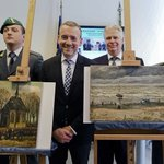 Stolen Van Gogh paintings recovered in Italy to head home