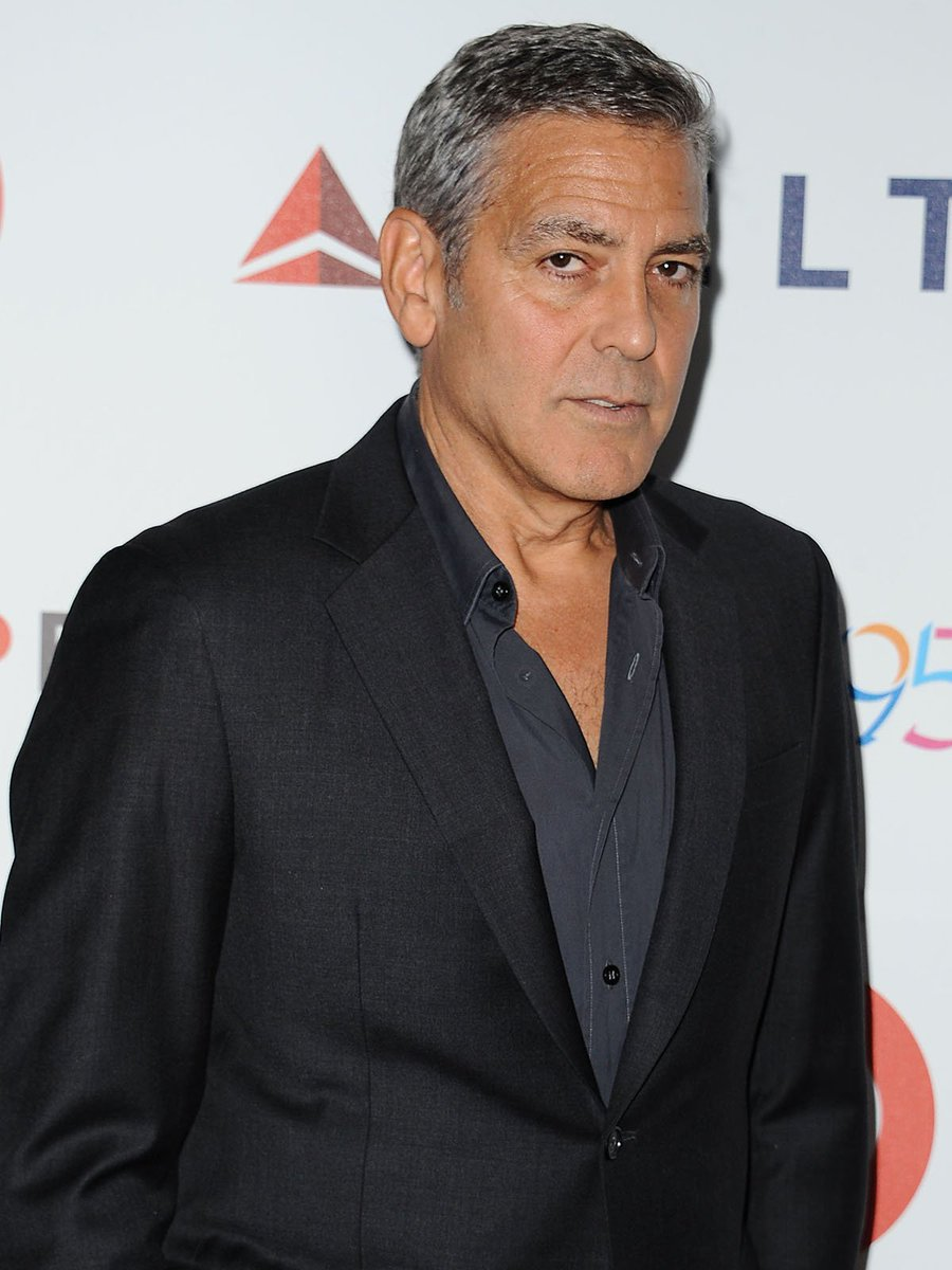 Heartbroken George Clooney is in mourning -