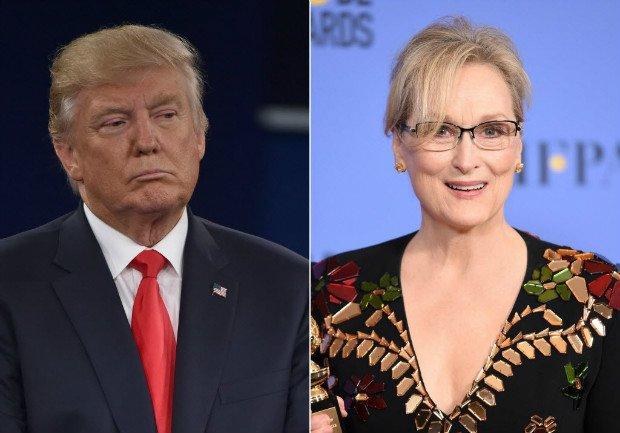 Donald Trump chega à Casa Branca em pé de guerra com a classe artística