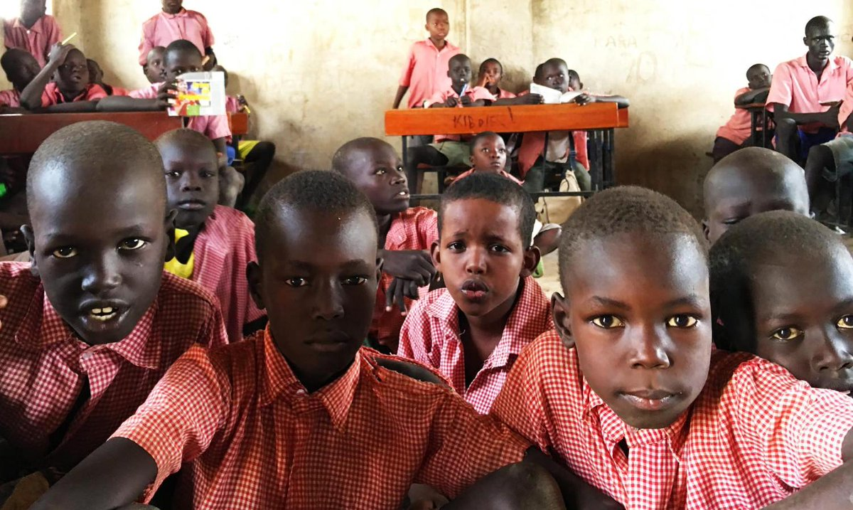 Thousands of refugee children get second chance at school in Kenya