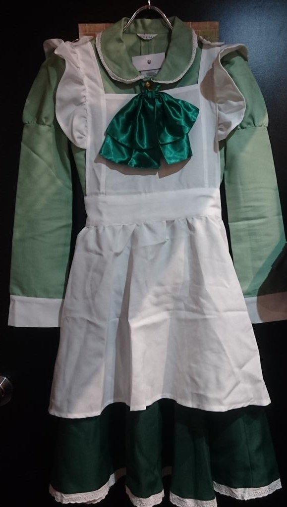 Axis powers ヘタリアよりハンガリーさんの衣装が入荷しました|:3ミフライパン(鈍器)も付属しますよ🎵#ヘタリ