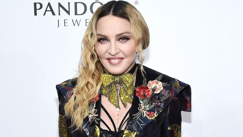 "Madonna on Trump ""We have gone as low as we can go"""
