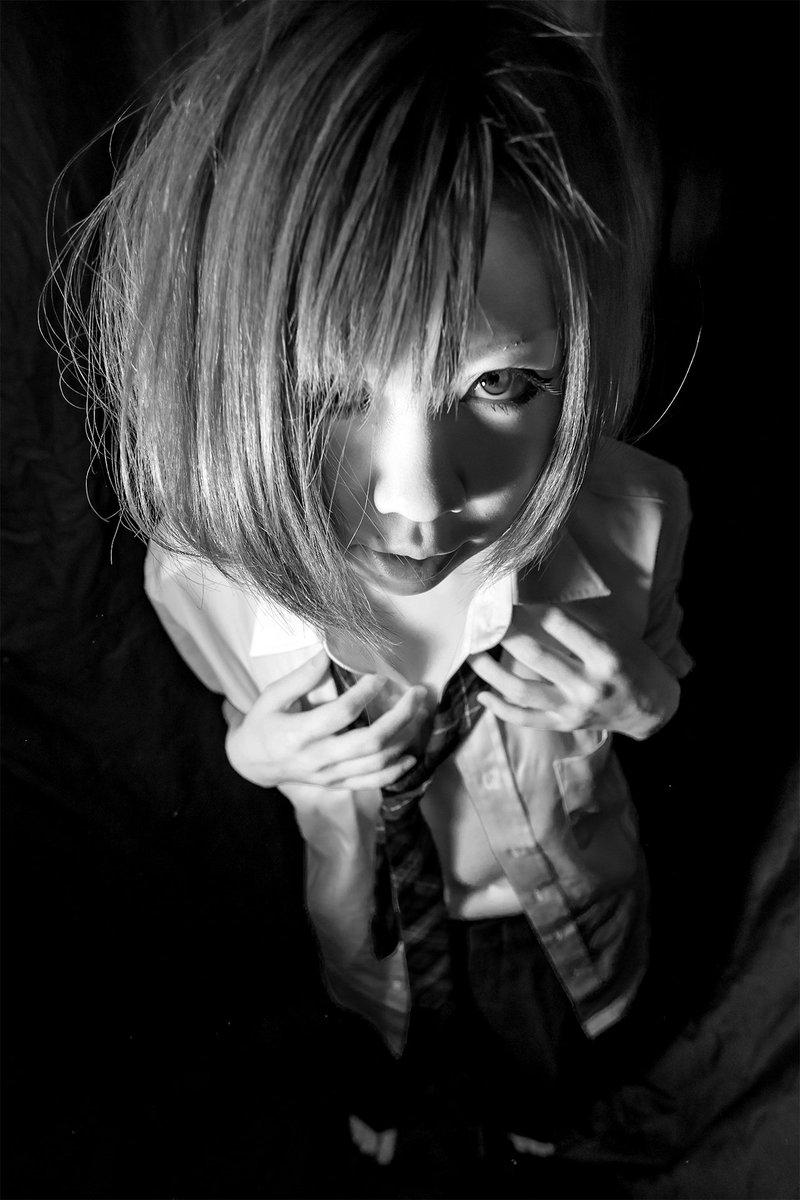 """モノクローム写真色々⑦白と黒の世界だから見える""""心""""の情景を捉えてみました。#被写体募集 #ポートレート #カメラマン"""