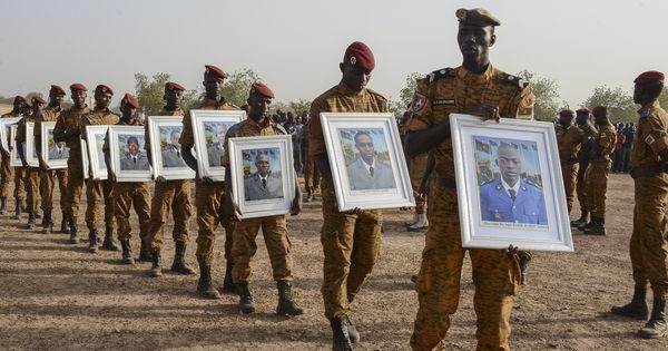 Le nord du Burkina Faso sous la menace d'un nouveau groupe terroriste https://t.co/KHQIVHmWMU