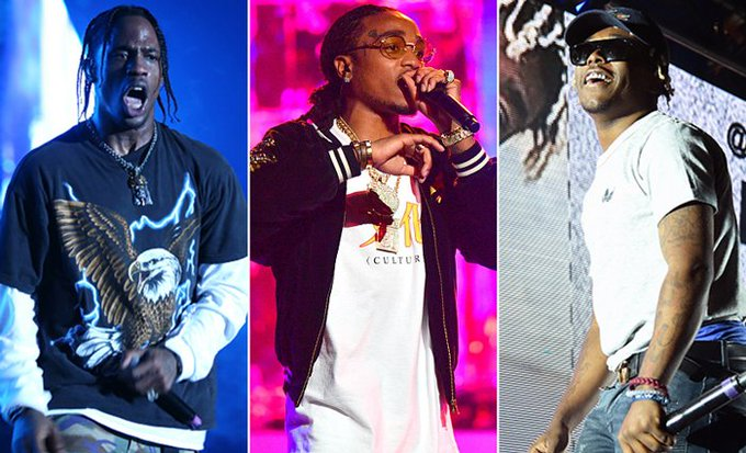 Travis Scott, Lil Uzi Vert, and Quavo are teaming up for the next 'Fast & Furious' theme song https://t.co/R4dnlFa7CQ