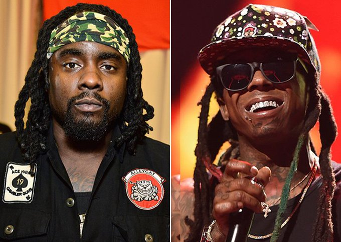 Wale and Lil Wayne touch down on their new collaboration 'Running Back.' Listen: https://t.co/vZ5VE4P8z6