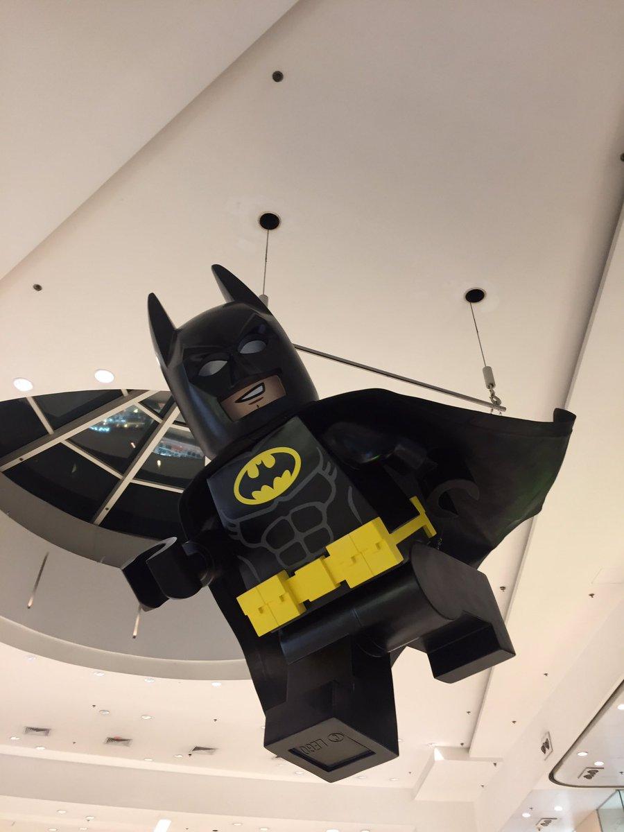 Goodnight #HongKong. Goodnight batman lego.