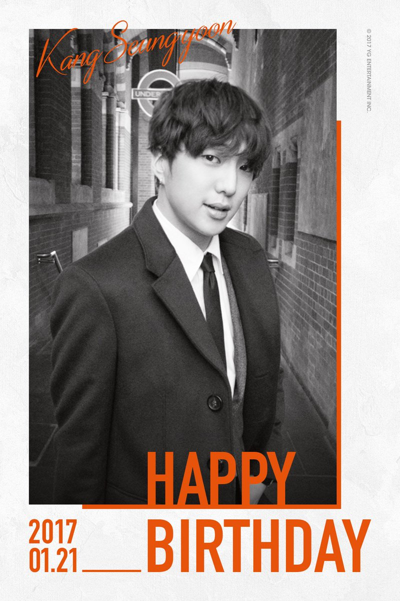 [HAPPY BIRTHDAY SEUNGYOON] originally posted by https://t.co/XZQ3IOI9MY #FlowerSeungyoonDay #KANGSEUNGYOON #강승윤 #WINNER #위너