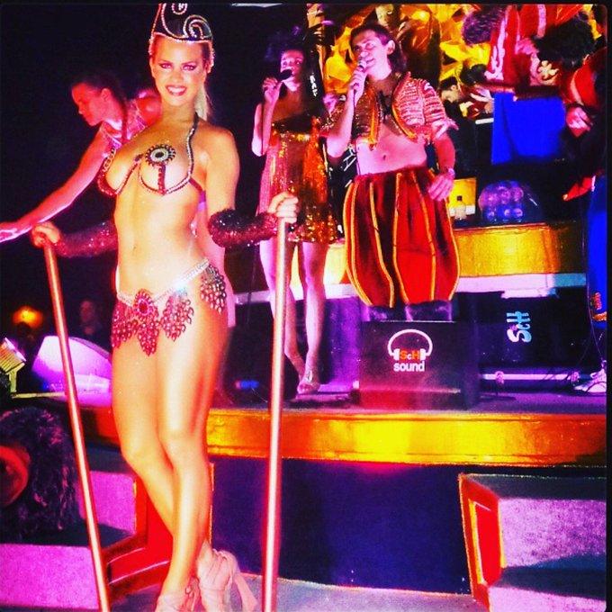 Mañana voy a bailar en #Gualeguaychú 2017!! Los espero en el carnaval del país!! https://t.co/hcuFrt