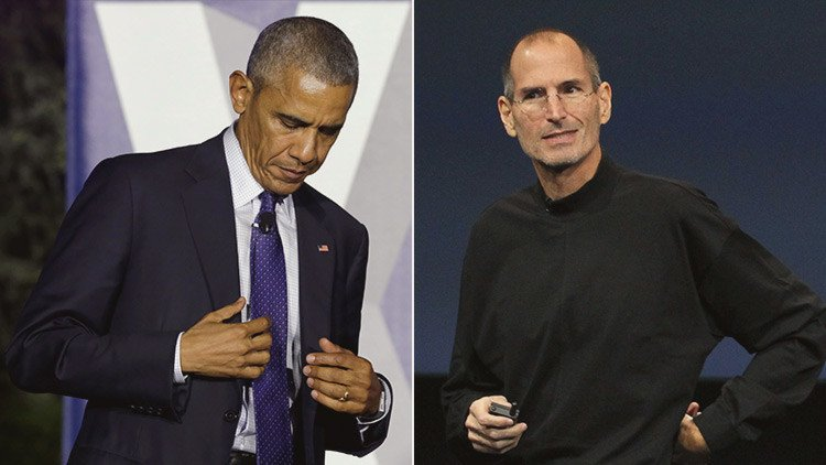 Las predicciones de Steve Jobs sobre la presidencia de Obama que se cumplieron