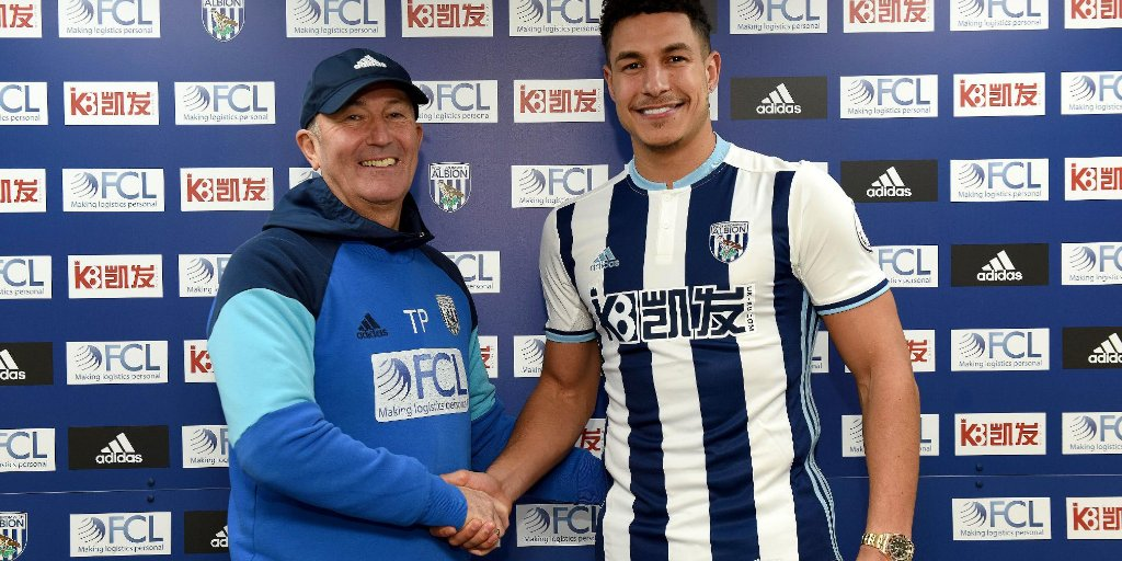 Jake Livermore joins @WBA from @HullCity on a four-and-a-half year contract