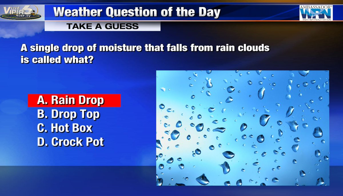 accustaff is holding a job fair today from 9am 2pm 25 the answer for today is a rain drop