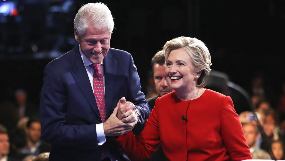 Hillary and Bill Clinton plan to attend Donald Trump's