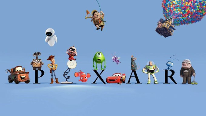 Disney officially confirms all Pixar films are set in same universe with amazing new video https://t.co/8NiW70B3HN