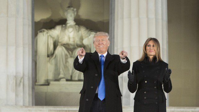 NEW POLL Trump approval rating hits new low hours before inauguration
