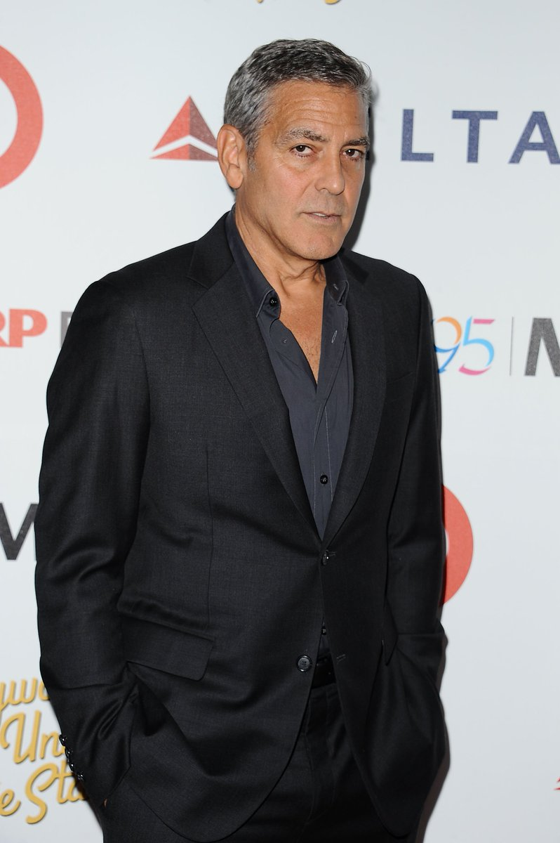Heartbroken George Clooney is mourning the loss of his