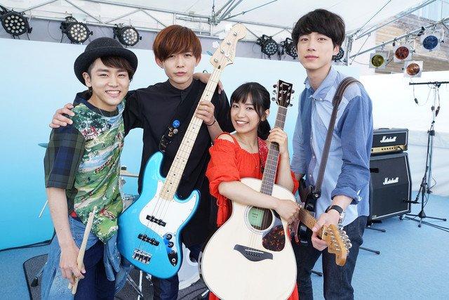 「Mステ」にmiwaと坂口健太郎の劇中バンド登場、港カヲルはソロ曲披露 https://t.co/xKtNvG9t0G #Mステ