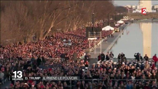 Donald Trump prend le pouvoir https://t.co/xiRp1HGxns #BarackObama #DonaldTrump